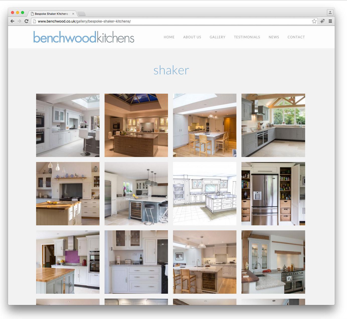 Benchwood Kitchens