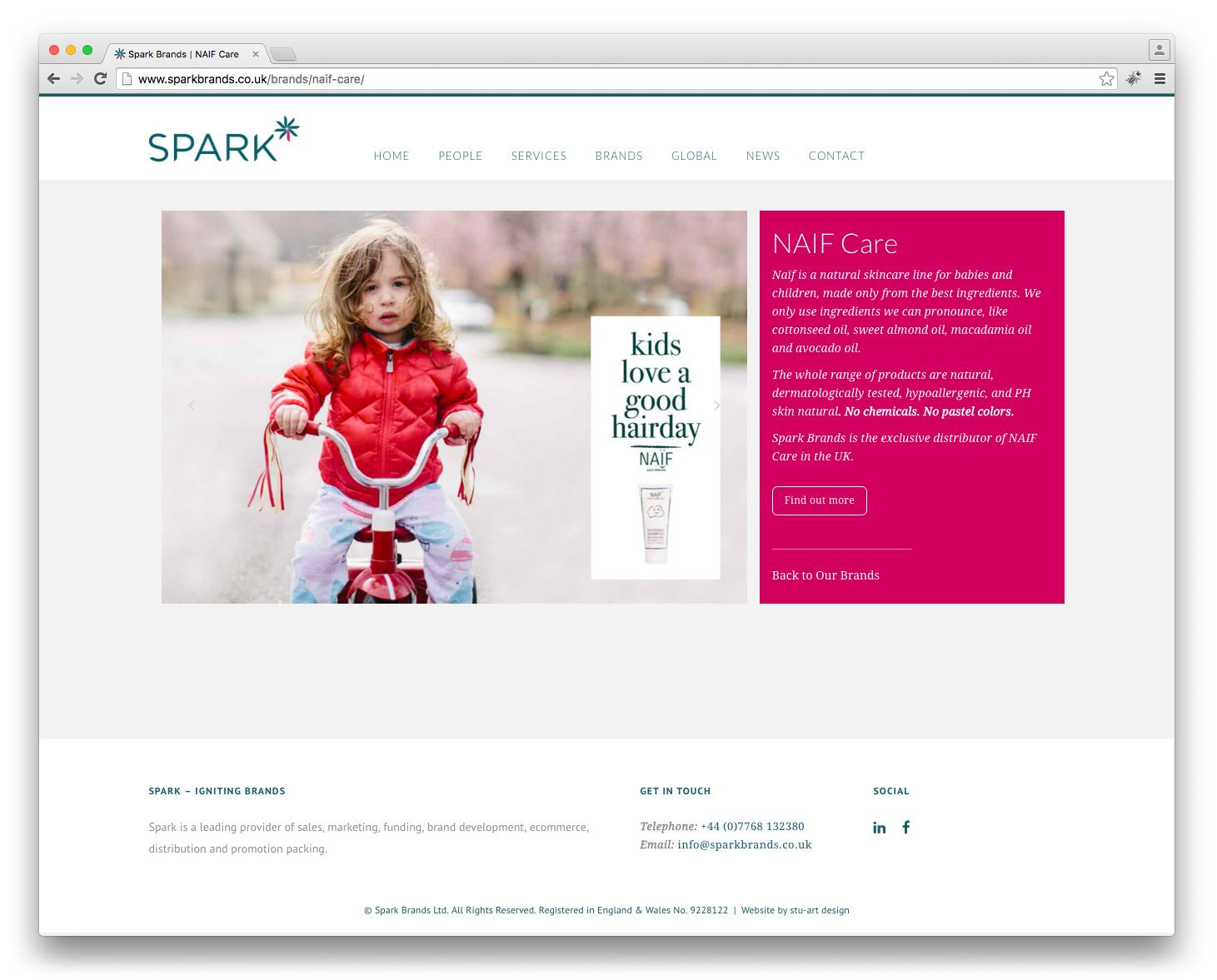 Spark Brands
